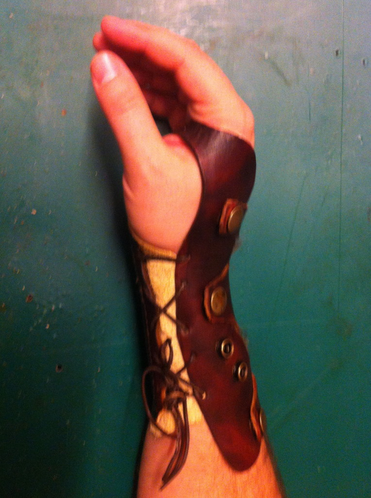 Wrist support 4